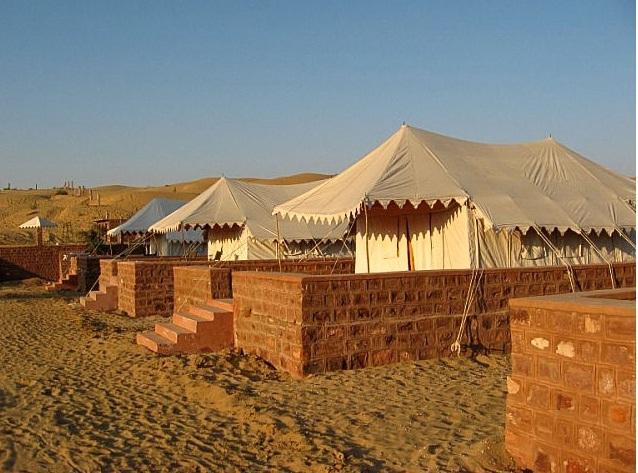 Camp Oasis Osian