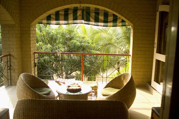 RK's Kashid Beach Villa