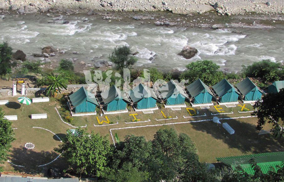 Camp Wildex Rishikesh