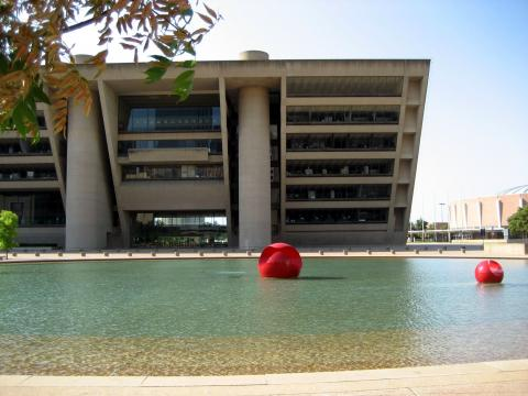 ‪Dallas City Hall‬