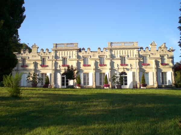 Chateau de l'Escarderie