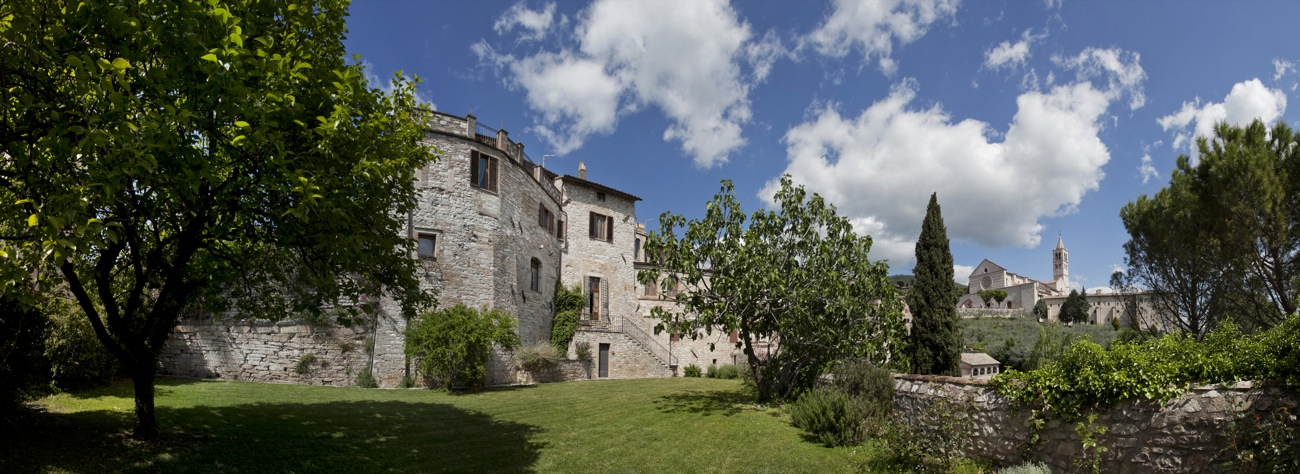 San Crispino Historical Mansion