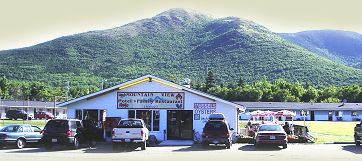 The Mountain View Motel & Cottages