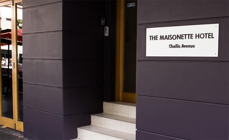 The Maisonette Hotel