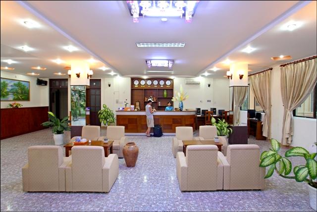 Cua Dai Hotel