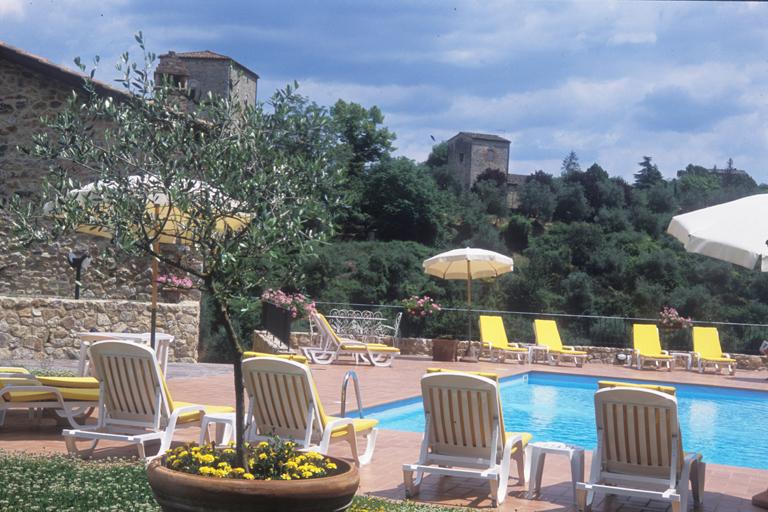 ルレ ボルゴ ディ スティグリアノ ホテル