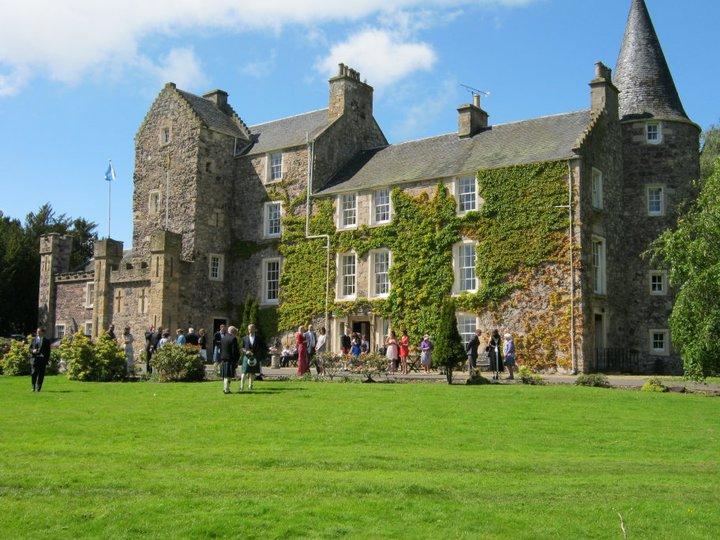 Fernie Castle Hotel