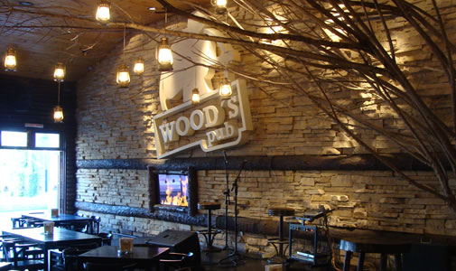 Wood's Pub Curitiba