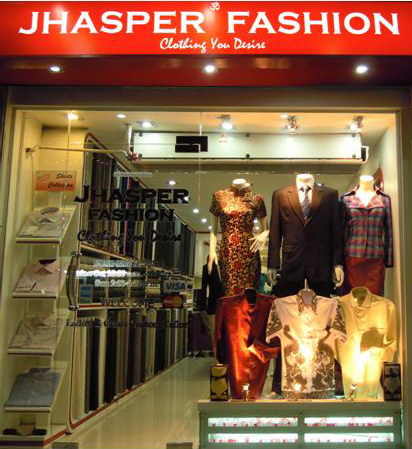 ‪Jhasper Fashion Custom Tailors‬