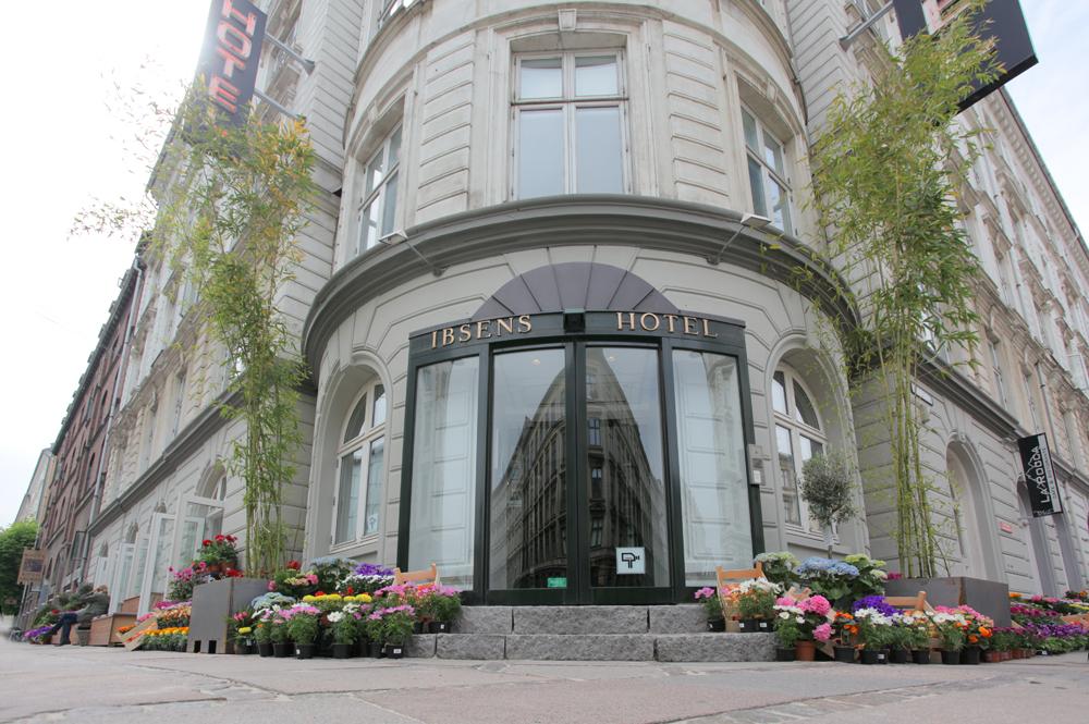 입슨스 호텔