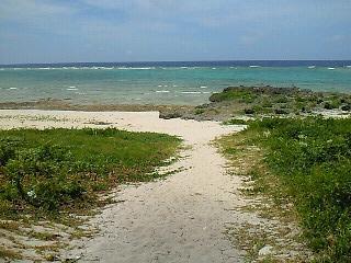 Miyazato Beach