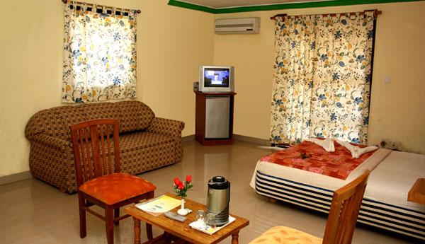 Krish Holiday Inn Baga