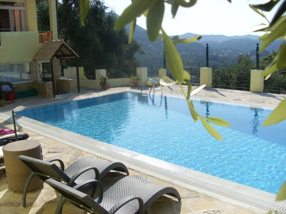 Corfu Villa Cecilia