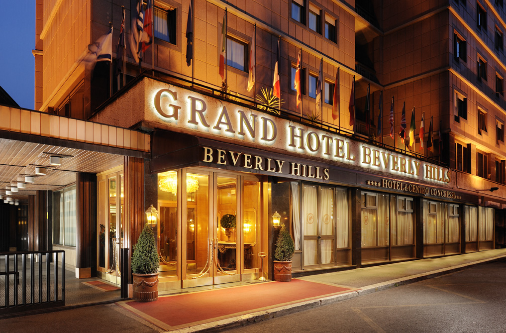 Hotel Beverly Hills Rome