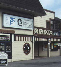 Bruce Ariss Wharf Theater