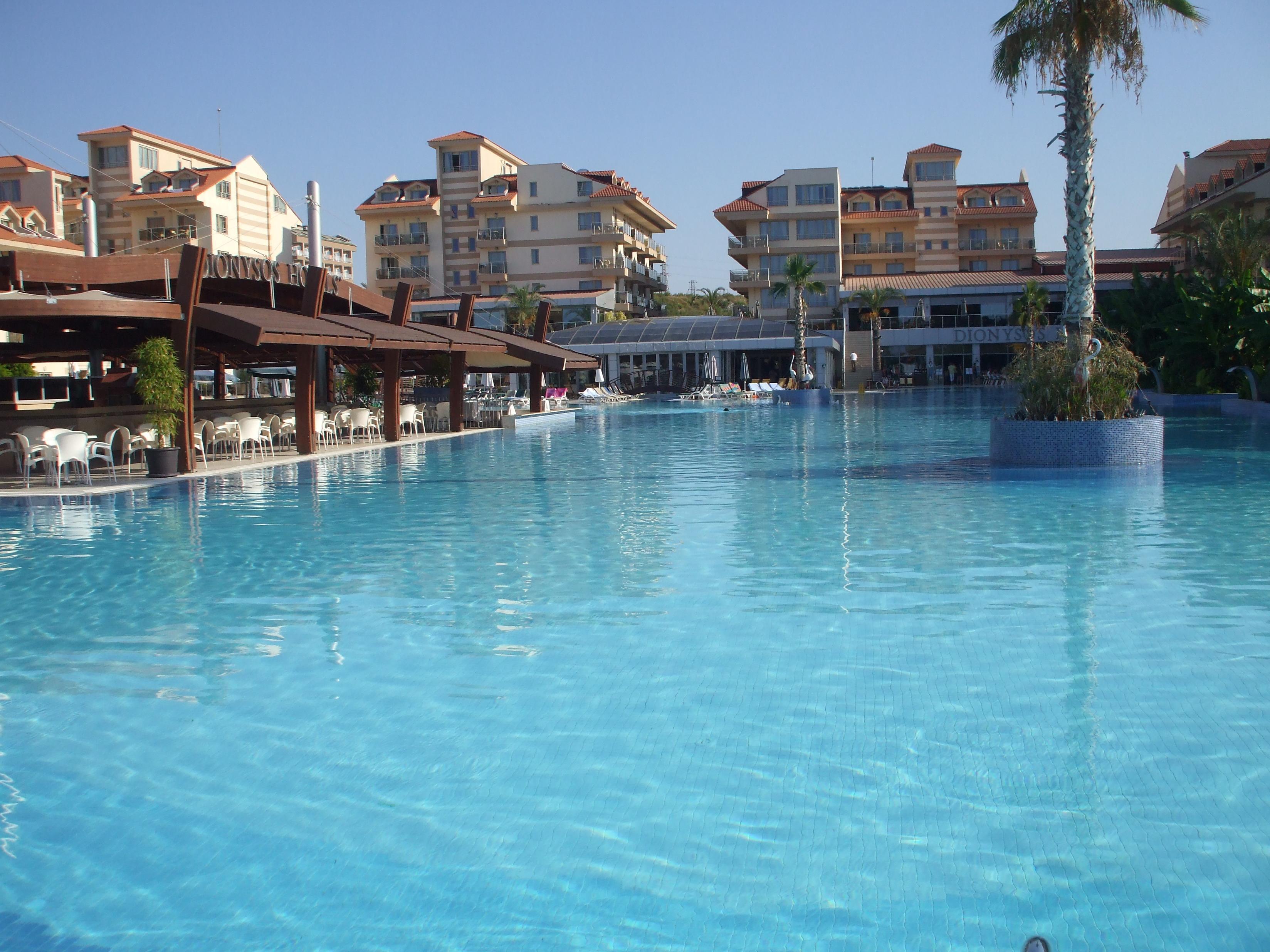 Dionysos Hotel Sports & Spa