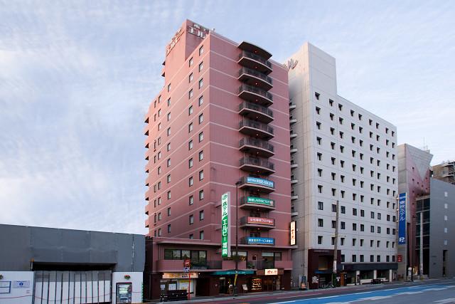 Hotel New Gaea Tenjinminami