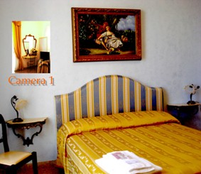 Bed and Breakfast Il Sofa'