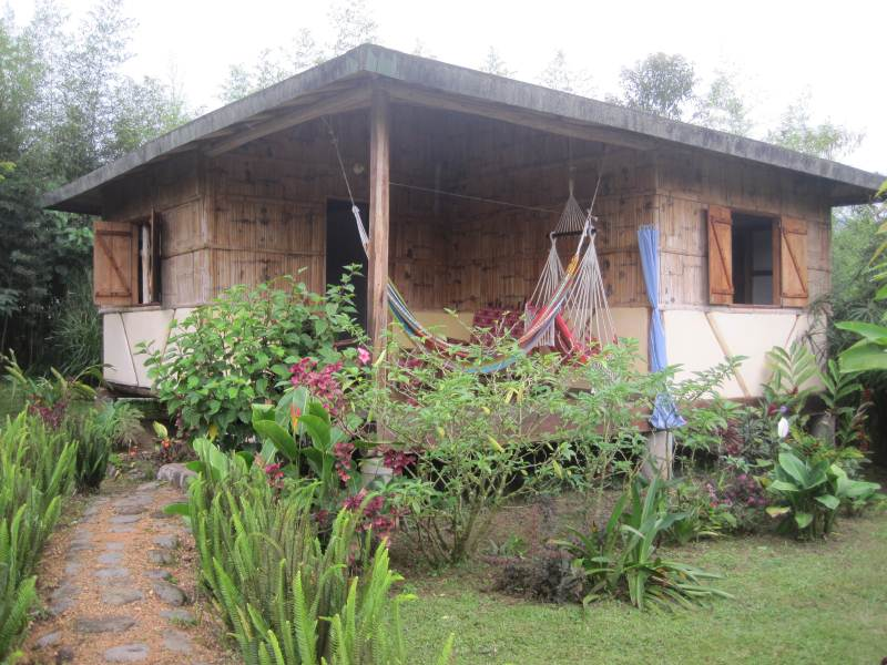 Cabanas Bambu, Mindo
