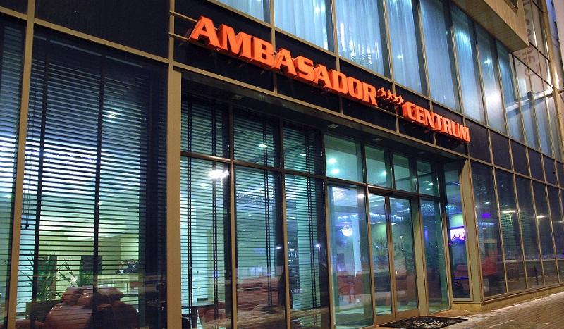 Ambasador Centrum Hotel Lodz