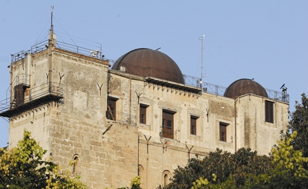 INAF  Palermo Astronomical Observatory