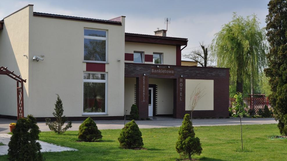 Hotel Restauracja Bankietowa