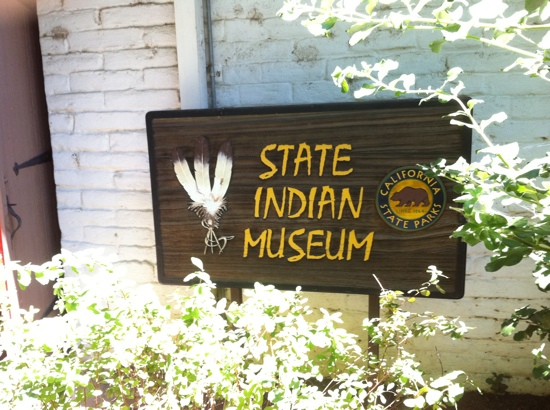 ‪California State Indian Museum‬