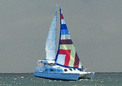 Calypso II Sailing Catamaran