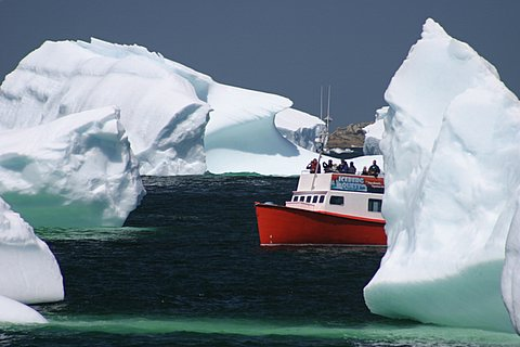 Iceberg Quest Ocean Tours