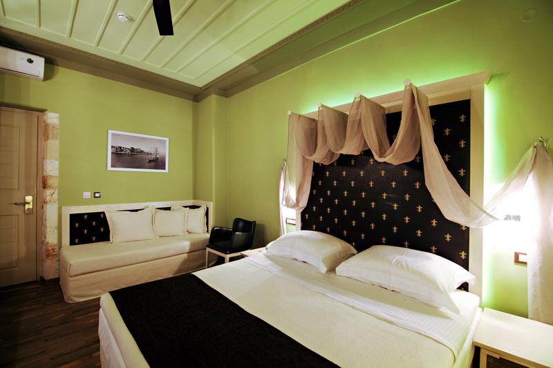 翁塔斯法特瑪納努姆精品飯店
