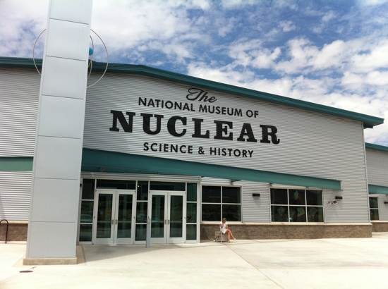 ‪The National Museum of Nuclear Science & History‬