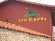 Restaurante Sidreria Casa El Rubiu
