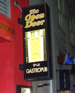 Open Door Gastropub