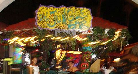 Jungle Bar Cabo