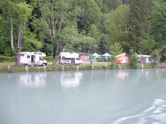 TCS Campsite Interlaken
