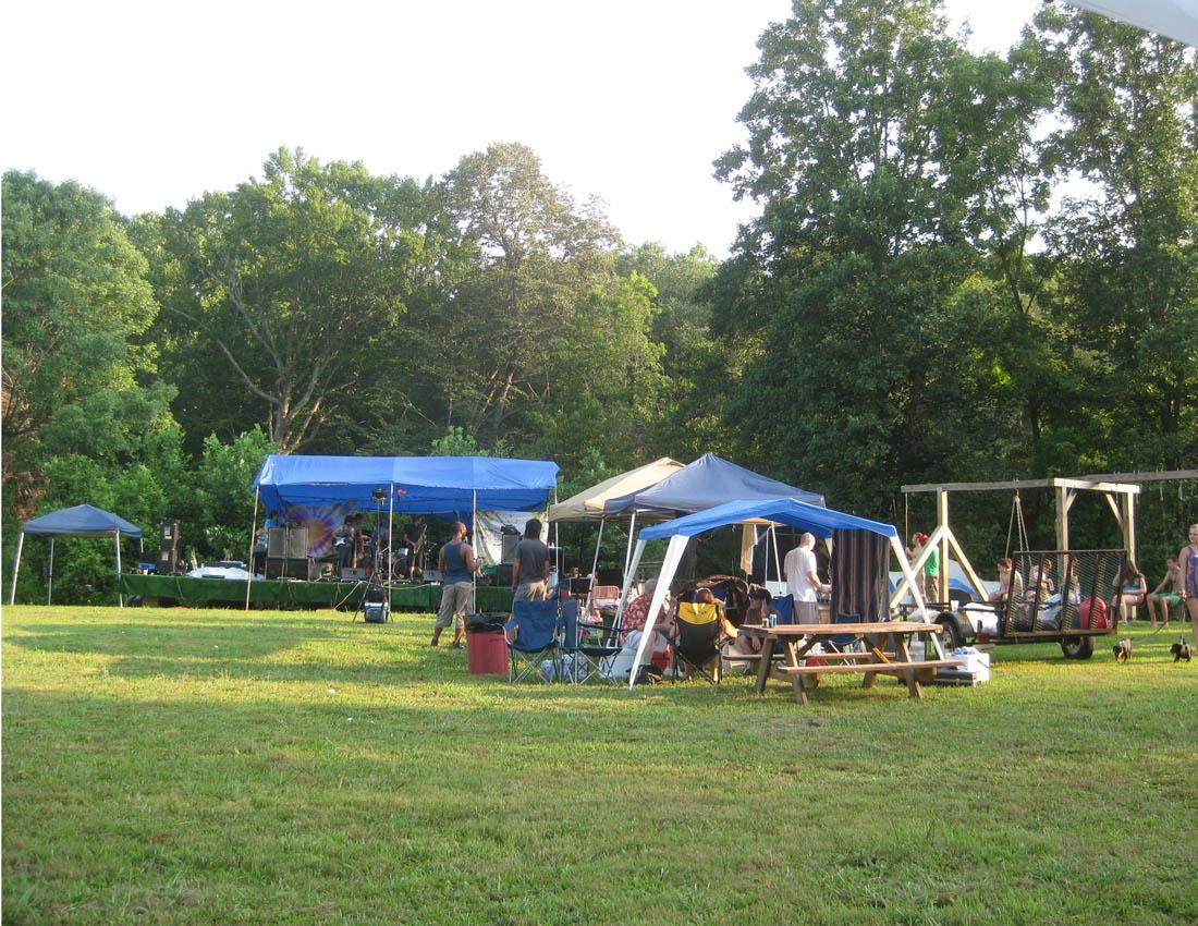 ‪Etowah River Campground‬