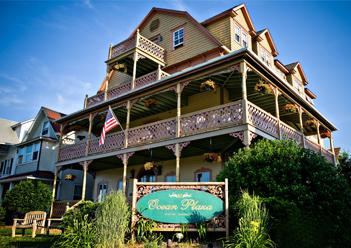 The Ocean View Inn