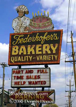 Federhofer's Bakery