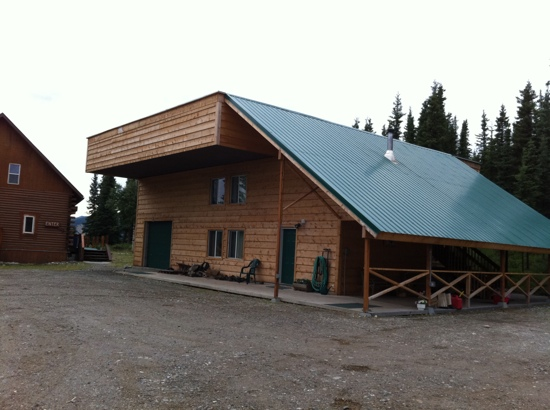 Denali Faith Hill Lodge