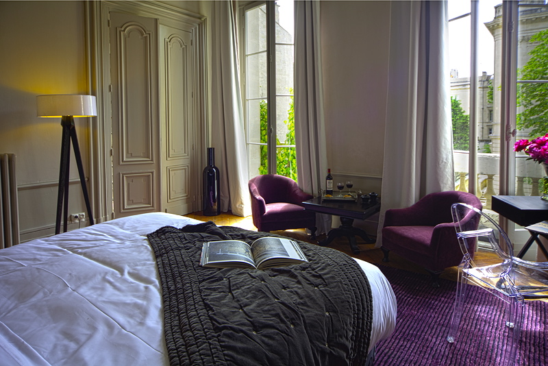 L 39 hotel particulier bordeaux france b b reviews for Chambre de commerce de bordeaux