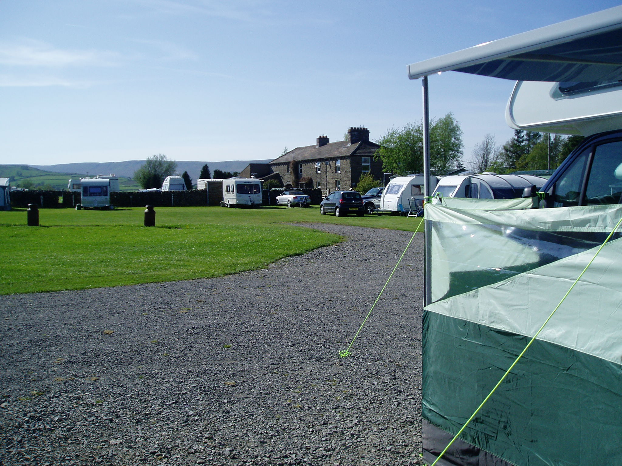 Bainbridge Ings Caravan & Campsite