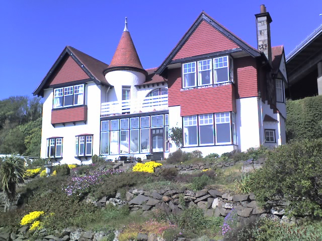 Ferrycraigs House