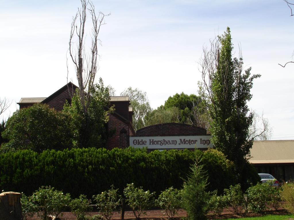 Olde Horsham Motor Inn