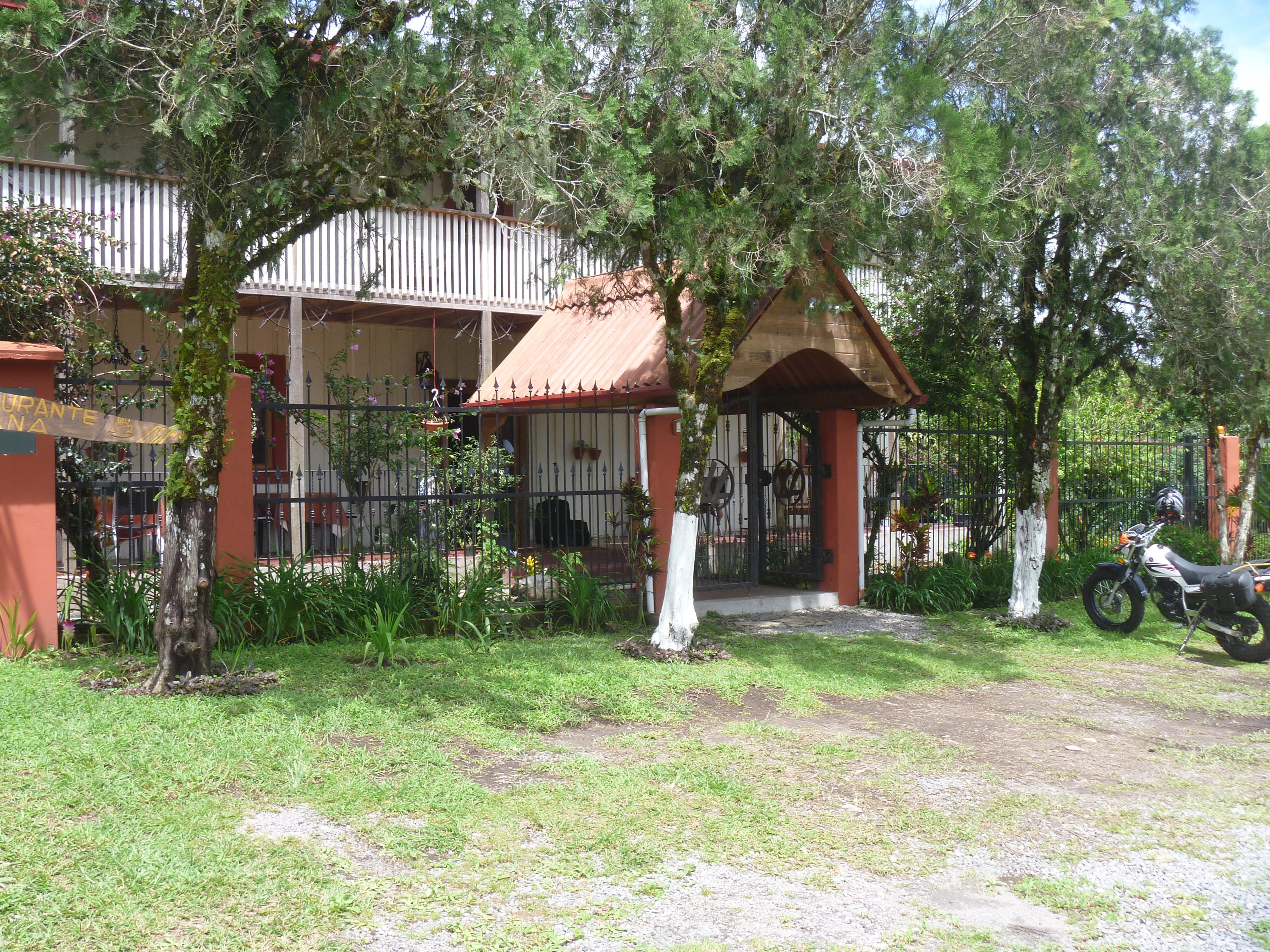 Volcan Lodge