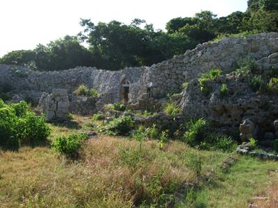 Chinen Castle Ruins