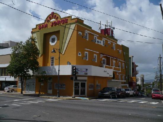 Hotel & Hostel San Jorge