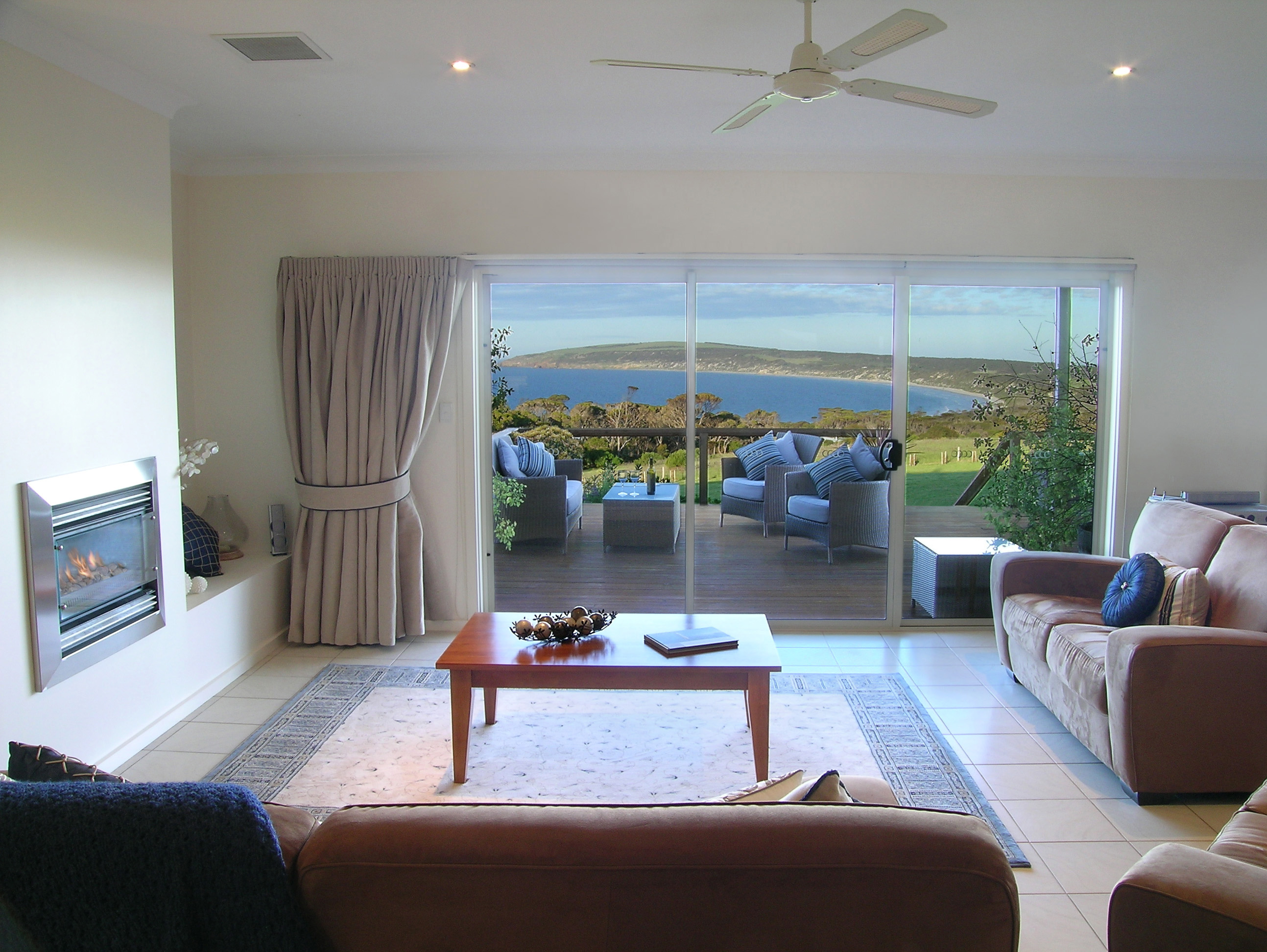 Seascape Lodge on Emu Bay