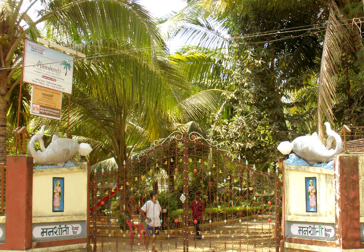 Manashanti