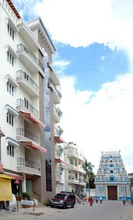 Sai Heritage Hotel