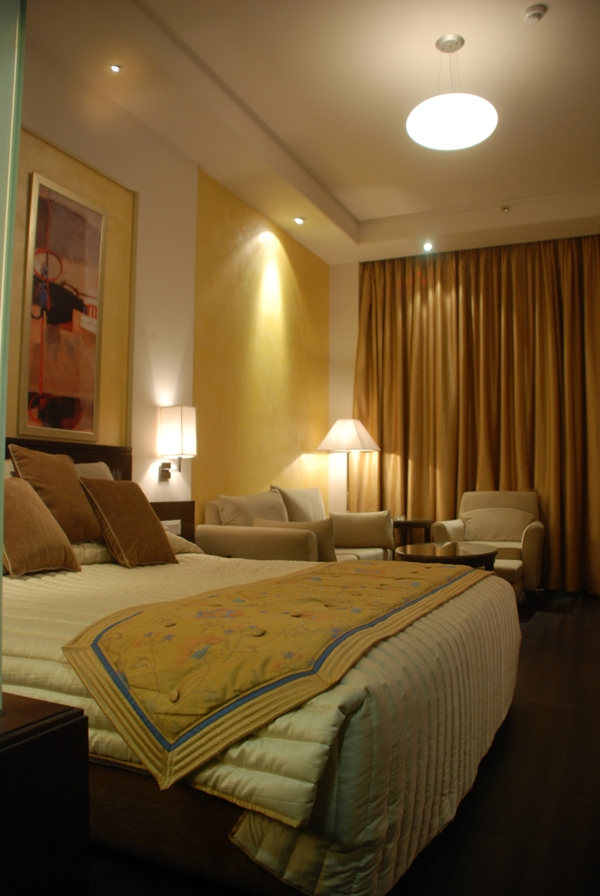 Panchkula India  City new picture : Western Court Panchkula Panchkula, India Pequeño hotel ...